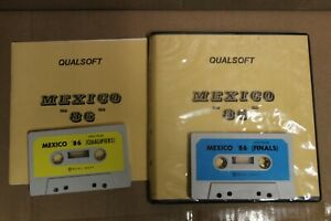 Mexico 86 By Qualsoft For The Zx Spectrum (Cassette)