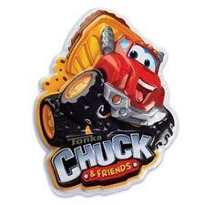 1 Chuck Truck Tonka Construction Cake Topper