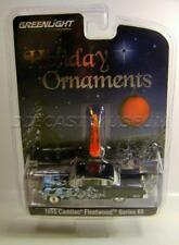 1955 '55 CADILLAC FLEETWOOD HOLIDAY CHRISTMAS ORNAMENTS GREENLIGHT DIECAST 2017