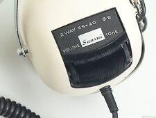 Vintage Sansui SS-20 2-Way Stereo Headphones
