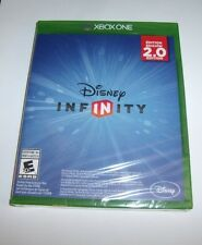 DISNEY INFINITY 2.0 Game Disc Brand New Sealed in Case XBOX ONE