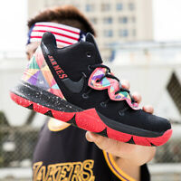 Men's Classic Sneakers Running Sports Basketball Boots Athletic Shoes PU Sole