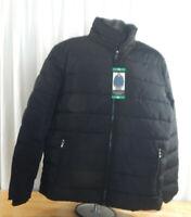 USED Men's Weatherproof Full Zip Water Resistant Wind Repellant UltraLuxe Jacket