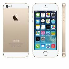 Original Apple iPhone 5s -GSM 4G LTE (Factory Unlocked) -Smartphone 64GB -GOLD