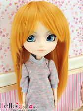 "【HT-1516S】Pullip Taeyang DAL 8.0~9.5"" HP Short Straight Wigs # Yellowish-Brown"