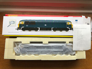 Hornby Class 56 R3050 Class 56082 BR blue with ESU Sound Chip fitted