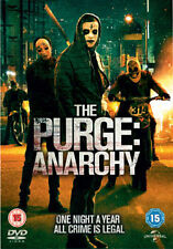 DVD:THE PURGE ANARCHY - NEW Region 2 UK