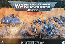 Warhammer 40k Space Marines Battleforce – Interdiction Force