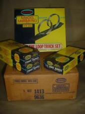 Rare 1960's Aurora Model Motoring Shipping Box w/Loop the Loop & 4 Other Boxes