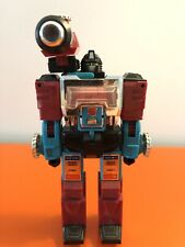 Transformers Universe Perceptor TRU Incomplete Commemorative Ed Signed By Eiding