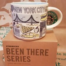 Starbucks Coffee Mug/Tasse New York City, been there Série, Nouveau en cadeau-box!