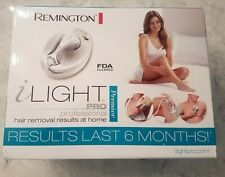 Remington iLight Pro IPL6000 Professional Hair Removal System NEW
