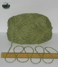 95g Ball Verde Boucle 100% Puro británico Raza Lana Doble Knitting DK hilados ef804
