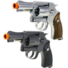 WIN GUN Full Metal M36 Co2 Powered Non-Blowback Airsoft Revolver CNB-731