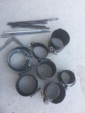 Huge Lot! Set Of Piston Ring Compressor Compression Tools New Britain Lisle More