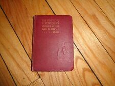 Practical Electrician's Pocket Book and Diary 1903 British Advertisements