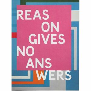REASON GIVES NO ANSWERS - WILLIAM S. BURROUGHS PAINTINGS AND GUNS ANDY WARHOL