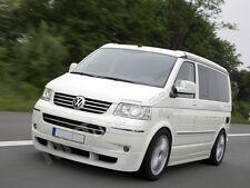 Volkswagen T5 - Front bumper spoiler [Caravelle/Multivan] (1500)