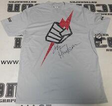 Dan Henderson Signed Pride FC Shirt PSA/DNA COA UFC Bushido Shockwave Autograph