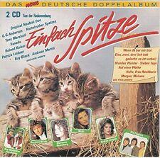 Einfach Spitze-Die neuen deutschen Superhits (1990, Ariola) Nicki, Andr.. [2 CD]