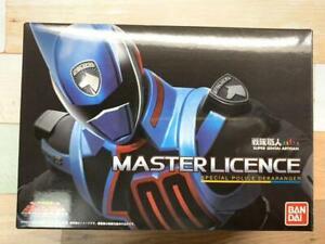 Bandai SPD MASTER LICENCE Power Rangers Dekaranger SUPER SENTAI ARTISAN FedEx