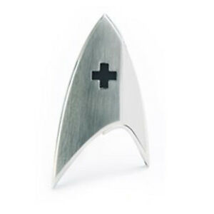 Officially Licensed Star Trek Discovery Medical Insignia Replica Badge