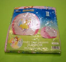Fairy Tale Dreams Bean Bag Cover Junior Bean Bag Factory Pink Princess