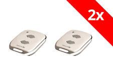 2 Stück Marantec Funk Mini Handsender Digital 572 2-Befehl 868,3 Mhz Bi Linked