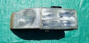 OEM 1993-1996 Cadillac Fleetwood Brougham RH Passenger Side Headlight Assembly