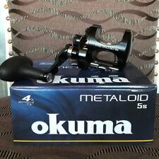 Okuma Metaloid M-5s Seefischrolle 48210 (rechte Hand)