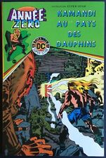 Year Zero Tome 2 Kamandi in the Land of Dolphins 1979 Mint