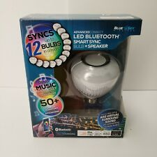 Blue Sky Advanced Connect LED Bluetooth Smart Sync Bulb + Speaker 65W