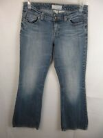 """Women's Maurices Boot Cut Jeans Size 5 /6 Short  """"Laney Boot"""" Denim   #50 O"""