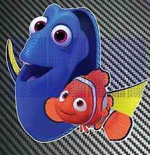 Finding Dory Finding Nemo Sticker Movie Blueray DVD Decal Car Wall Window Bomb