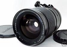 *EXC* Mamiya Sekor Shift C 50mm F/4 Lens for Mamiya 645, Pro, TL, Super