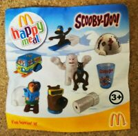 McDonalds Happy Meal Toy 2011 UK Scooby Doo Abominable Snowman Toys - Various