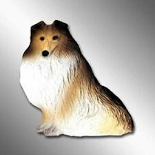 (1) COLLIE FLAT DOG MAGNET! ! Start collecting them! Go to sellers other items!