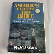 Asimov's Guide to the Bible (Hardcover) Vol 1& 2 ! GREAT SHAPE!