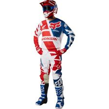 Size L-34 Set Jersey Trousers Fox 180 Mx Honda 2018 Cross Enduro