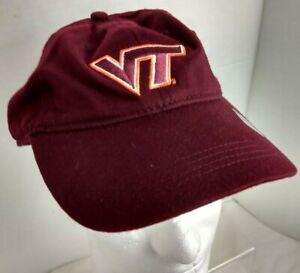 Virginia Tech Hokies Zephyr Under Armour Adjustable Hat/Cap