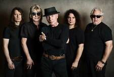 UFO - Live Concert LIST - Phil Mogg - The Salentino Cuts - Michael Schenker