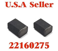 Replacement Carbon Brush Set of 2 Milwaukee 22-16-0275