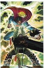 John Romita Jr. SIGNED DC Comic Art Print ~ Batman DKIII Dark Knight Master Race