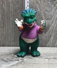 Vintage Disney Charlene Sinclair Dinosaur Family Vinyl Figure 4½ inch 1990s