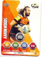 Wests Tigers 2016 Season NRL & Rugby League Trading Cards
