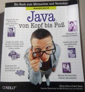 Java 5.0 von Kopf bis Fuß O'REILLY