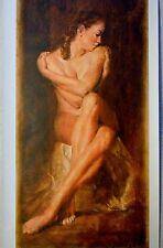 "TOMASZ RUT GICLEE ON CANVAS MAESTA SIGNED #76/95 W/COA 15"" X 31"""