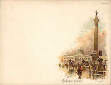 London Court Size Postcard. Trafalgar Square # 2005.