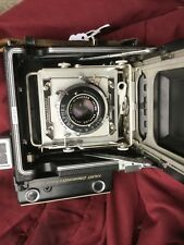 GRAFLEX CROWN GRAPHIC CAMERA