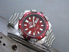 Orient Marine Uhr Automatik Edelstahl Herrenuhr Steel Men's Watch FEM7R002H9
